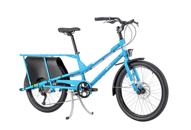 Yuba Bicycles Kombi Compact Cargo Bike - Idaho Mountain Touring