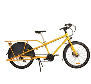 Yuba Bicycles Mundo Lux - Idaho Mountain Touring