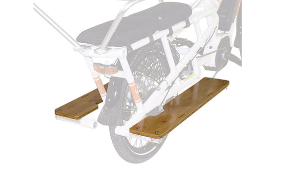 Spicy Curry Bamboo Running Boards