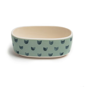 MONTY OVAL CAT DISH - Park Life Designs