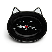 Load image into Gallery viewer, OSCAR BLACK CAT DISH
