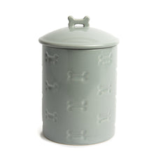 Load image into Gallery viewer, MANOR GREY TREAT JAR