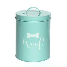Load image into Gallery viewer, CASPER POWDER BLUE TREAT CANISTER