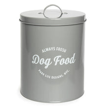 Load image into Gallery viewer, WALLACE GREY FOOD STORAGE CANISTER - Park Life Designs