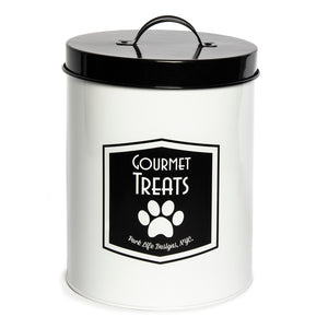GOURMET FOOD STORAGE CANISTER