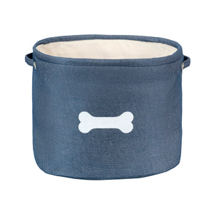 CAPRI BLUE PET TOY STORAGE - Park Life Designs