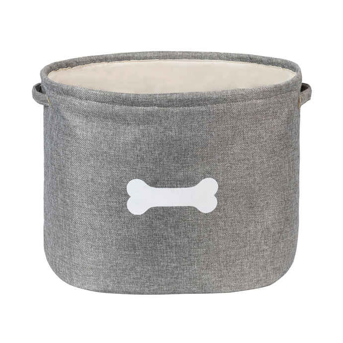 CAPRI GREY PET TOY STORAGE - Park Life Designs