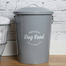 Load image into Gallery viewer, ANDREAS GREY FOOD STORAGE CANISTER - Park Life Designs