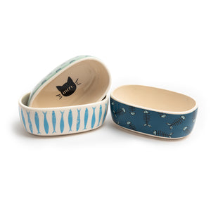 FARO OVAL CAT DISH - Park Life Designs