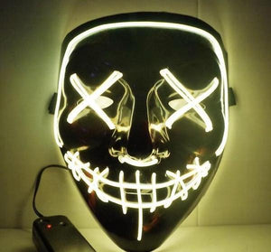 LED Purge Mask Yellow
