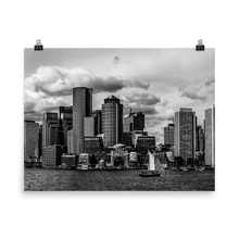 Load image into Gallery viewer, Boston Skyline - Print