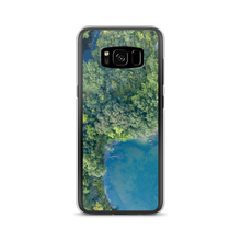 Load image into Gallery viewer, Michigan Summer Treetops - Samsung Case