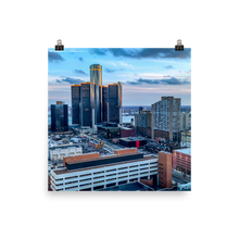 Load image into Gallery viewer, Detroit from Greektown - Print