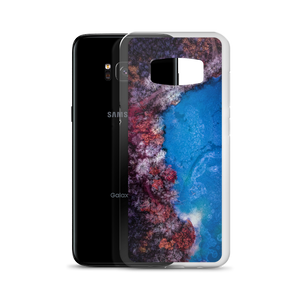 Fall Leaves Winter Ice - Samsung Case