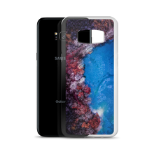 Load image into Gallery viewer, Fall Leaves Winter Ice - Samsung Case
