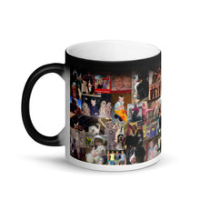 Load image into Gallery viewer, Dean's Matte Black Magic Mug