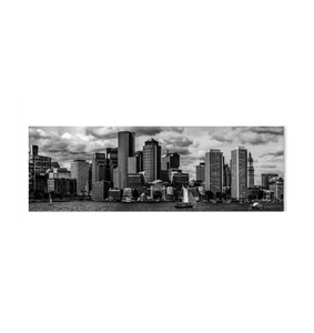 Boston Skyline - Large Canvas