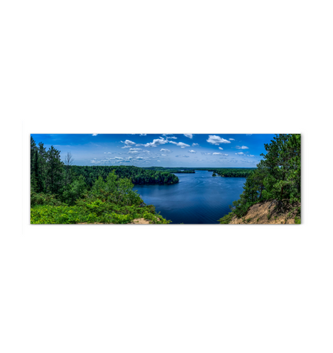 Huron National Forest - Large Canvas