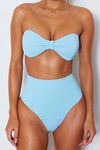 High Waist Bow Bikini