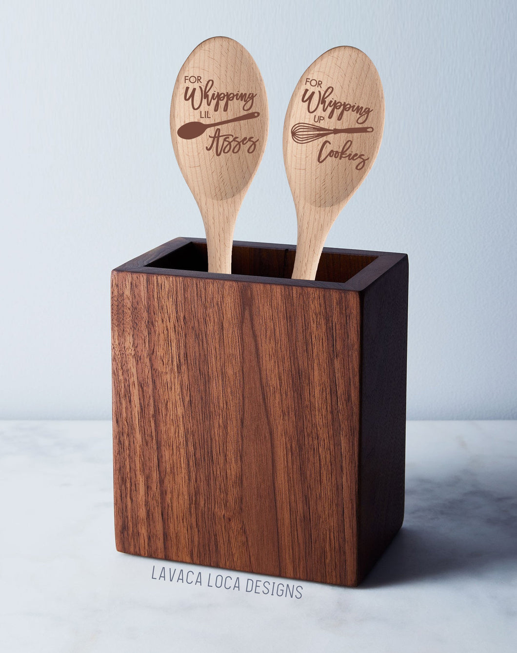 Whipping - Wooden Spoons