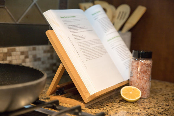 Mountain Range Chef's Easel - Cookbook Stand, Tablet Holder