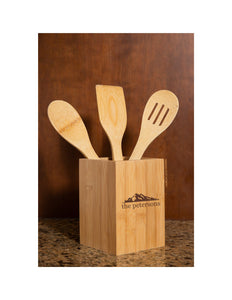 Mountain Range Utensil Holder