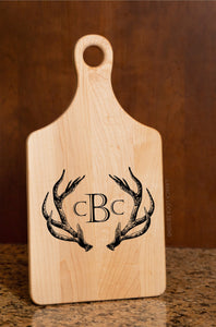 Antler Maple Paddle Board