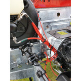 Land Rover Defender 110 200 Tdi Complete Stainless Steel Hard Line Replacement Kit 1983 - 1990