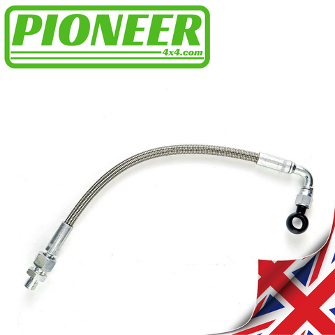 Land Rover Defender 200 Tdi Turbo Oil Feed