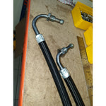 Land Rover Discovery 1 200 Tdi Engine Oil Cooler Hoses