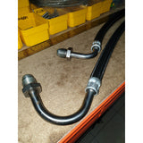 Land Rover Defender 200 Tdi Engine Oil Cooler Hoses