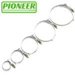STAINLESS STEEL OETIKER HOSE CLIPS
