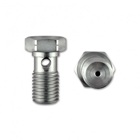 Turbo Oil Restrictor 1mm Banjo Bolt For DEFENDER TDI