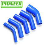 Silicone 45 Degree Reducer 152mm Leg
