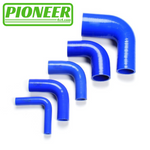 SILICONE 90 DEGREE REDUCER 102MM LEG