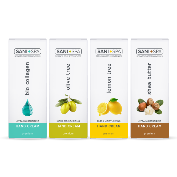 Rejuvenating Hand Cream Variety (4)
