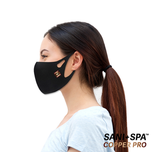 7.5% Copper Ion Face Mask (Pack of 5) Made in Korea