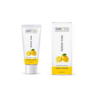 Lemon Tree Hand Cream