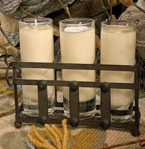 Mixture Metal Votive Holders