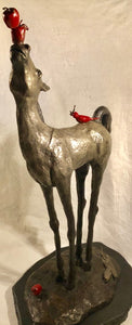 Pam Asher Original Bronze