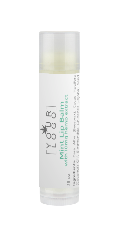 10mg Lip Balm - Mint