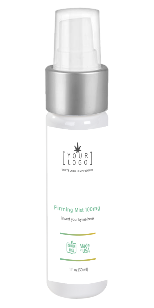 100mg Firming Mist 1oz - Specialty Item – Contact us for details
