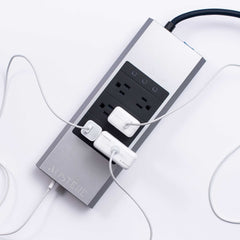 Austere Power Strip for Home Office