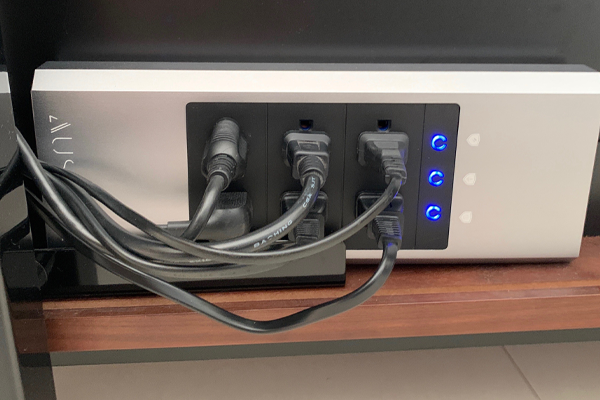 Austere Power Surge Protector