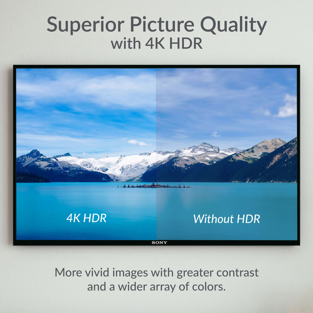 Austere 4K HDR HDMI Cable