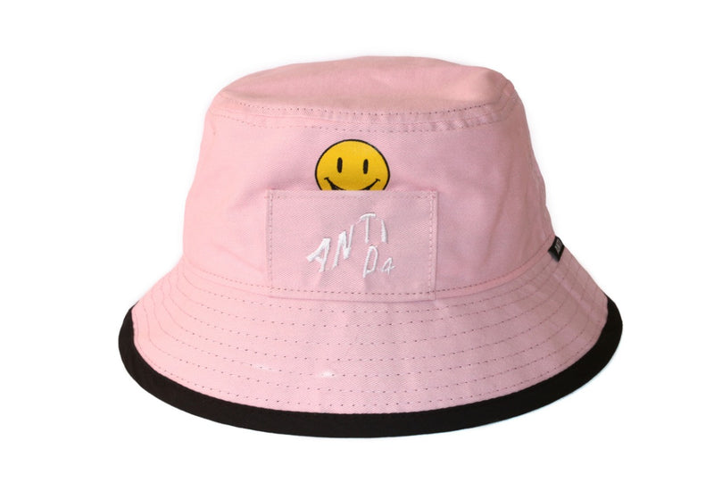 Bucket Acid face pink