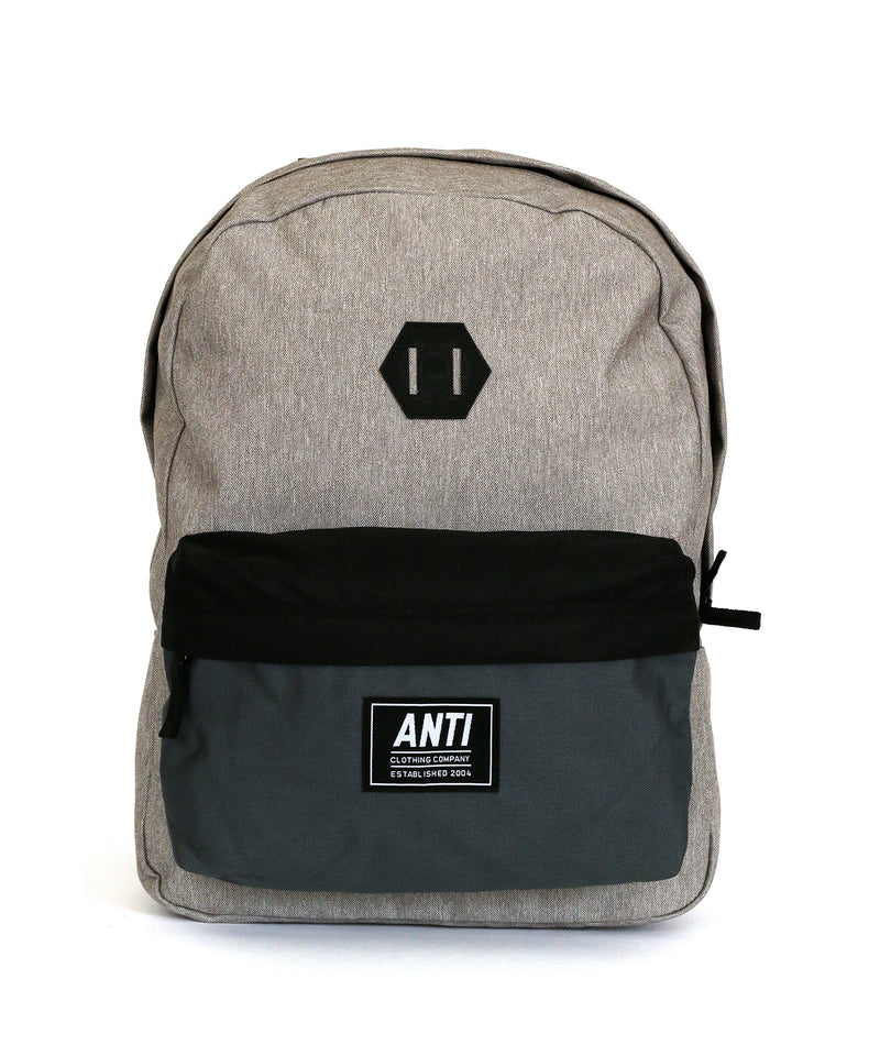 Mochila Grey Oxford