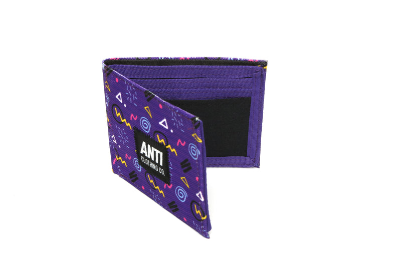 Cartera Pp Party Purple.