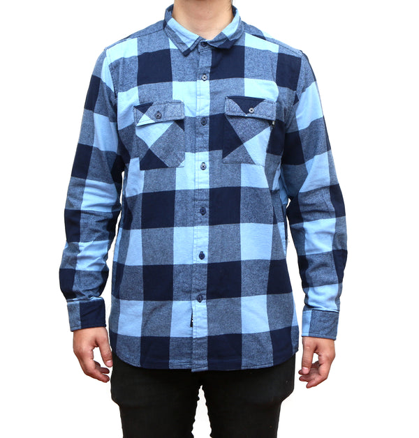 Camisa Franela Big Blue