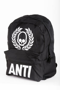 Backpack Logo Black